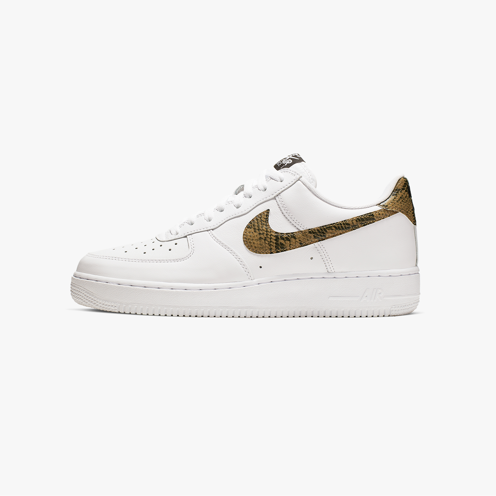 best choice the best attitude attractive price Nike Air Force 1 Low Retro Premium QS - Ao1635-100 ...