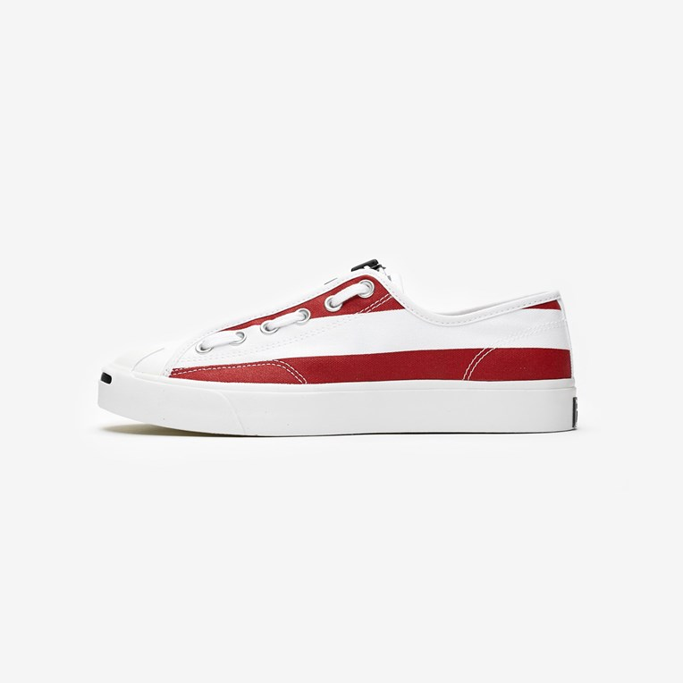 Converse Jack Purcell Zip Ox x TheSoloist - 4