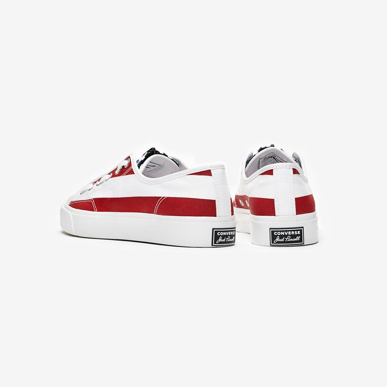 Converse Jack Purcell Zip Ox x TheSoloist - 3