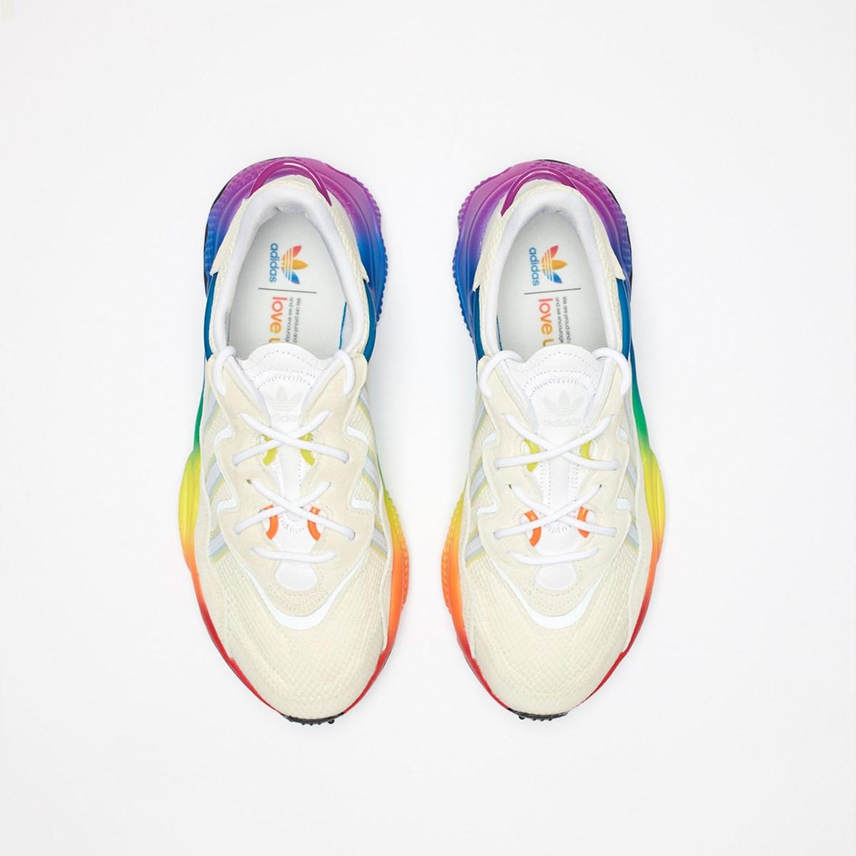 adidas Ozweego Pride - Eg1076 - Sneakersnstuff   sneakers & streetwear online since 1999