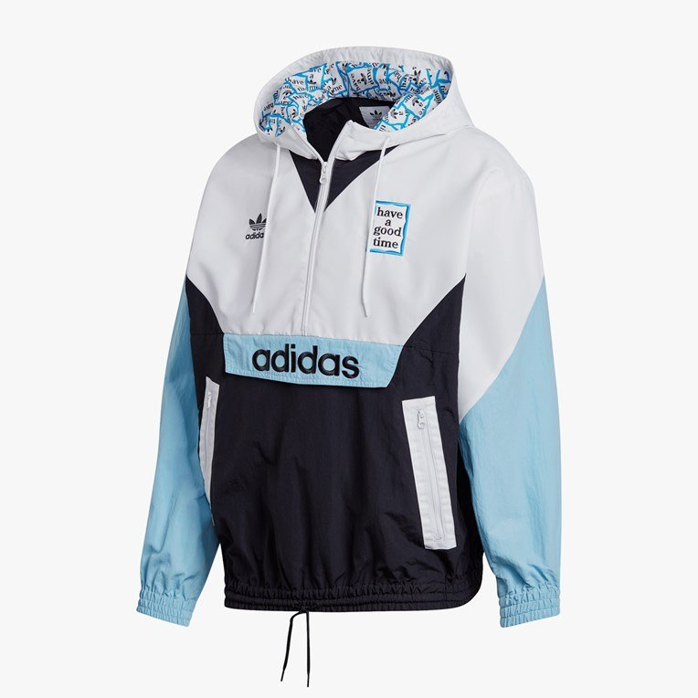 adidas Originals Pullover Windbreaker x Have A Good Time - 2