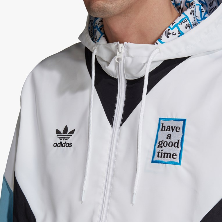 adidas Originals Pullover Windbreaker x Have A Good Time - 6