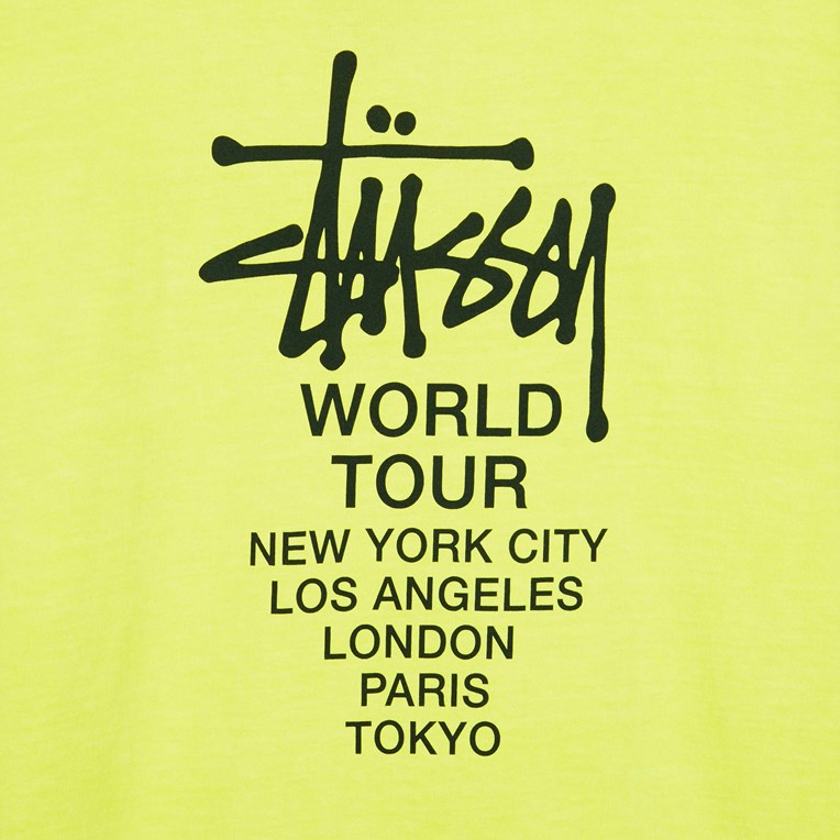 Stussy Tour Pig.Dyed Tee - 3