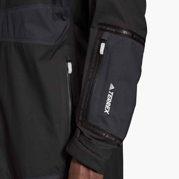 adidas Consortium 3L Long Jacket x White Mountaineering - 6