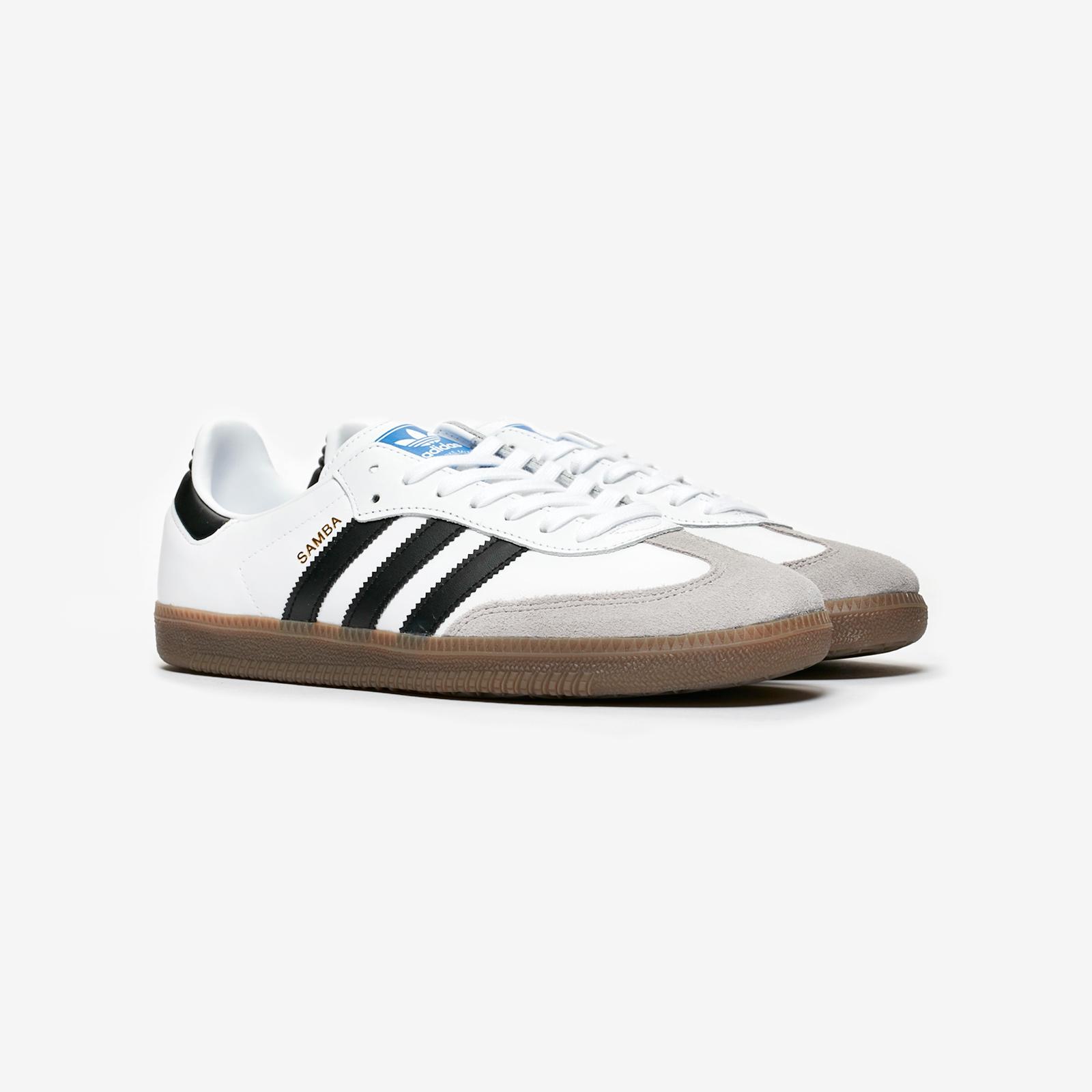 Streetwear Samba B75806 Og Adidas SneakersnstuffSneakersamp; CxeoQrdBW