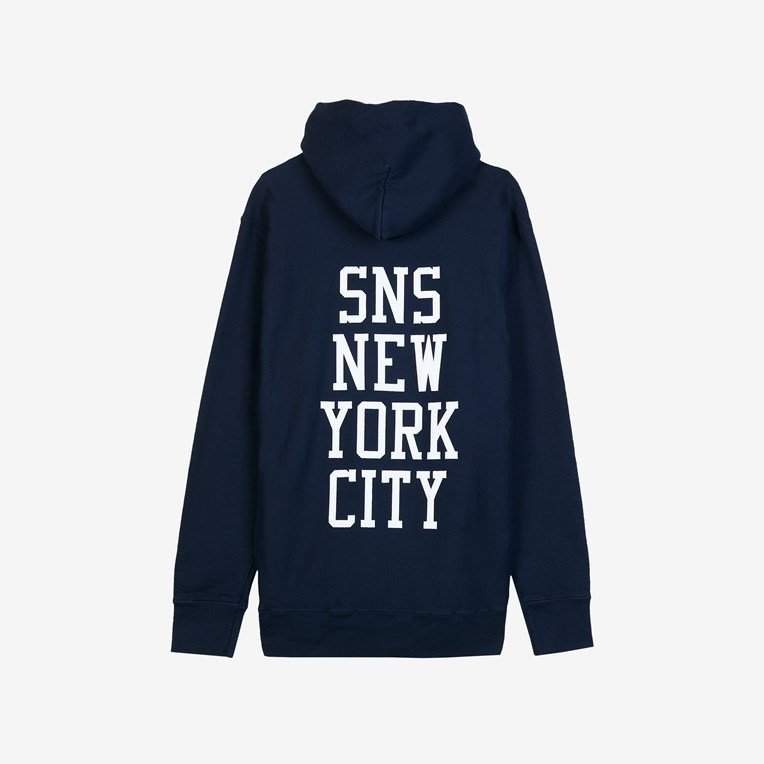 SNS BX New York City Hoodie  - 2