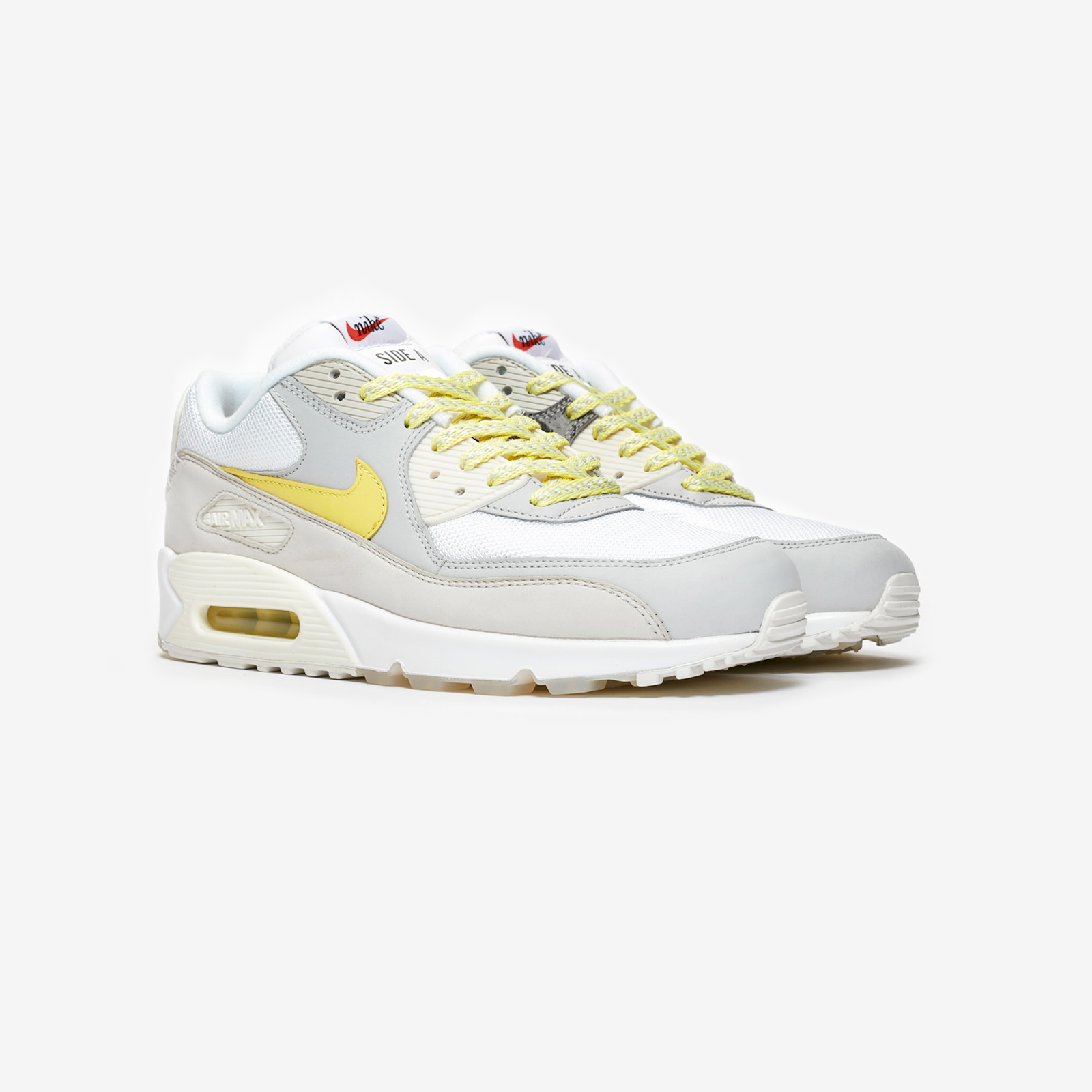 "Nike Air Max 90 Premium ""Side A"" - Ci6394-100 - SNS | sneakers ..."