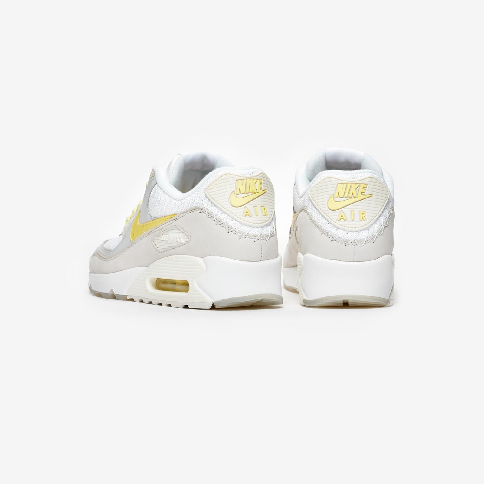 "sale retailer 759eb 6c257 Nike Air Max 90 Premium ""Side A"" - Ci6394-100 - Sneakersnstuff   sneakers    streetwear online since 1999"