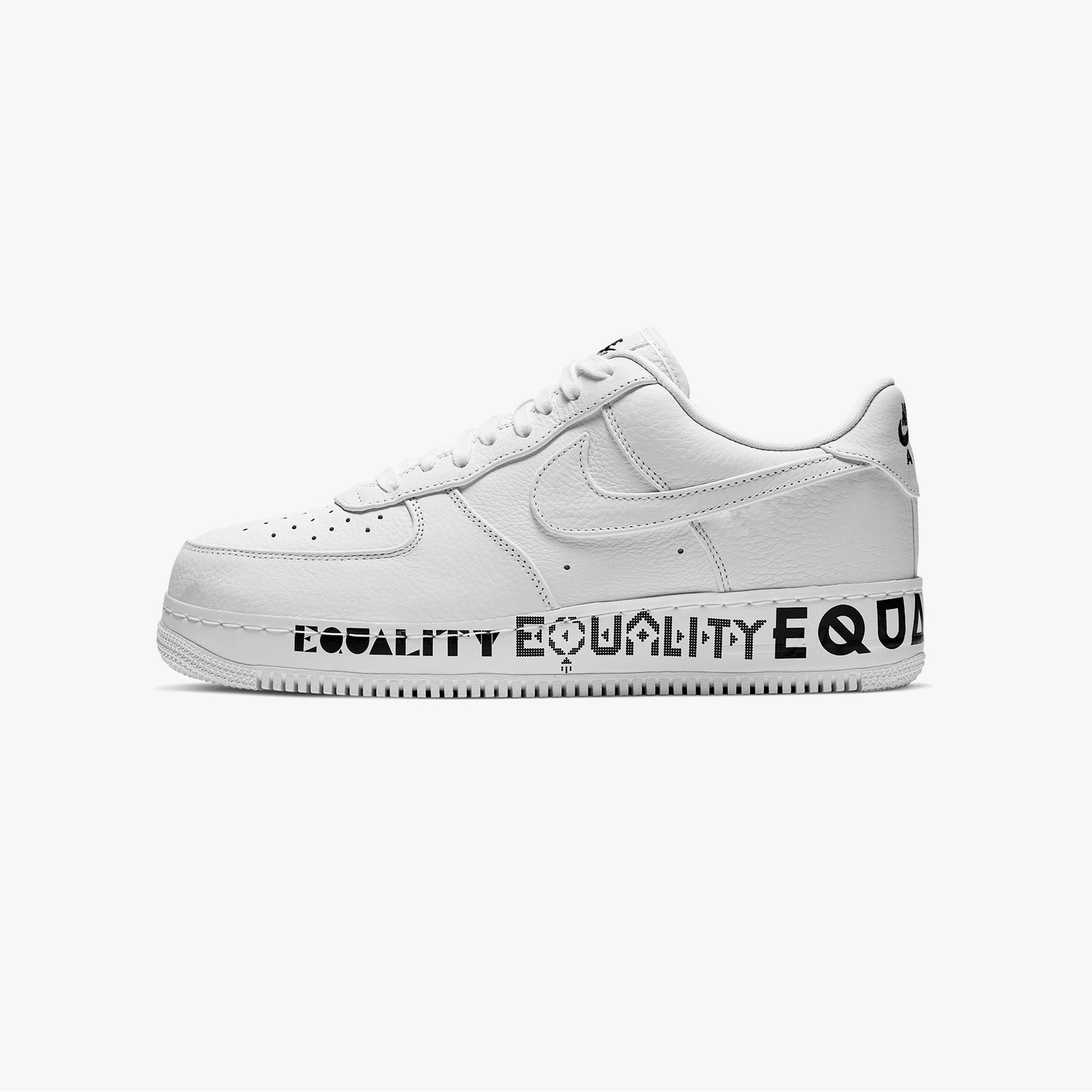 Nike Air Force 1 CMFT Low Equality Aq2118 100