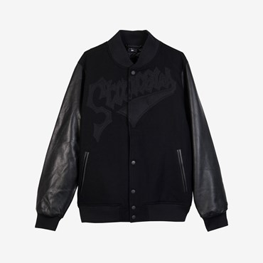 Starcow Varsity jacket New Era BLK