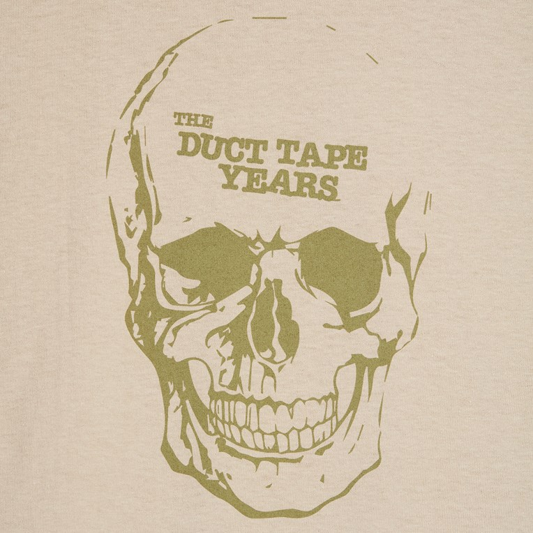The Duct Tape Years Skull Pocket T-Shirt - 4