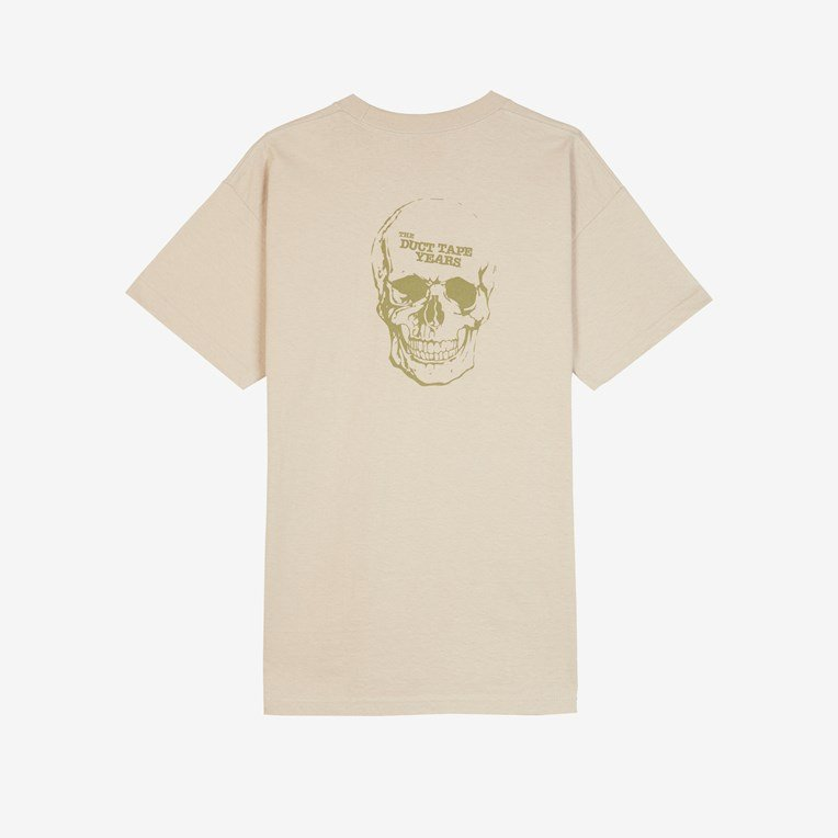 The Duct Tape Years Skull Pocket T-Shirt - 3