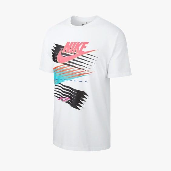 Nike Cu Ss Tee x Atmos för män i vitt Xs White