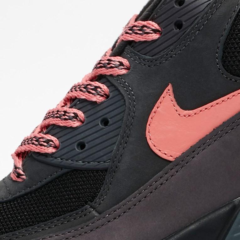 "31d5a447aa Nike Air Max 90 Premium ""Side B"" - Ci6394-001 - Sneakersnstuff ..."