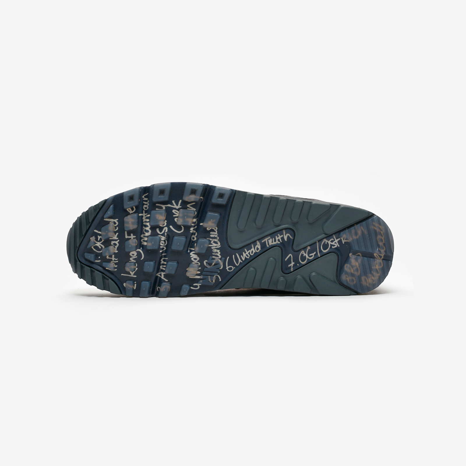 "Nike Air Max 90 Premium ""Side B"" Ci6394 001"