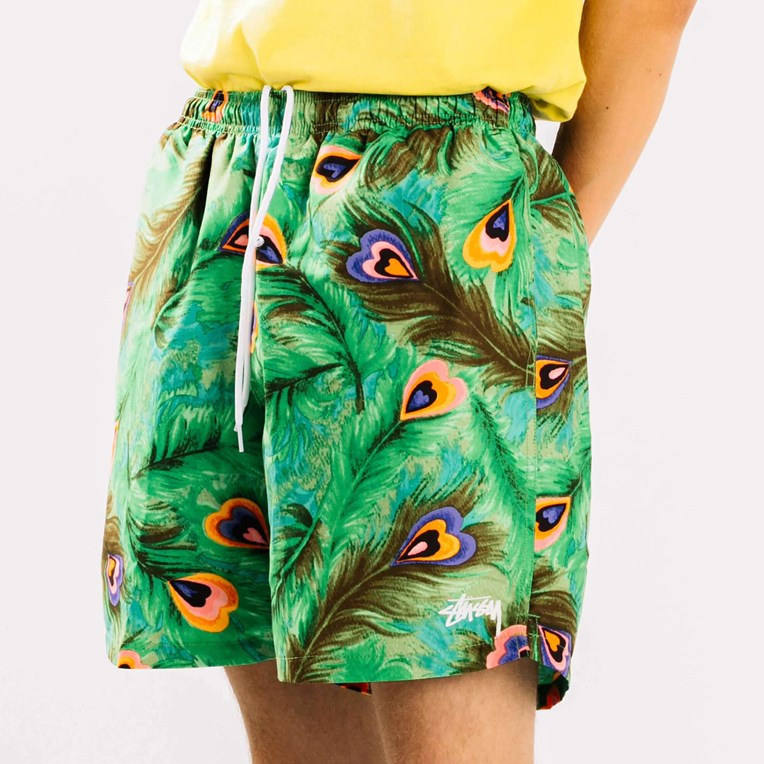 Stussy Peacock Water Short - 4