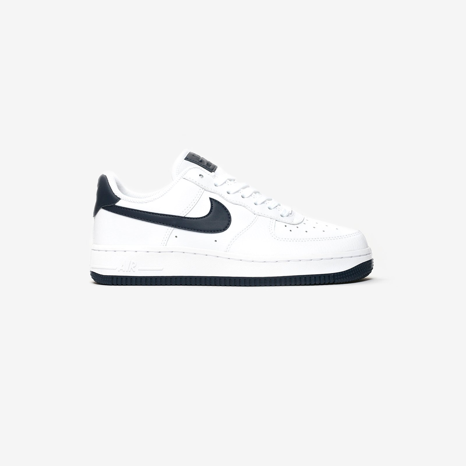 Nike Air Force 1' ´07 Sneaker Herren obsidian obsidian white