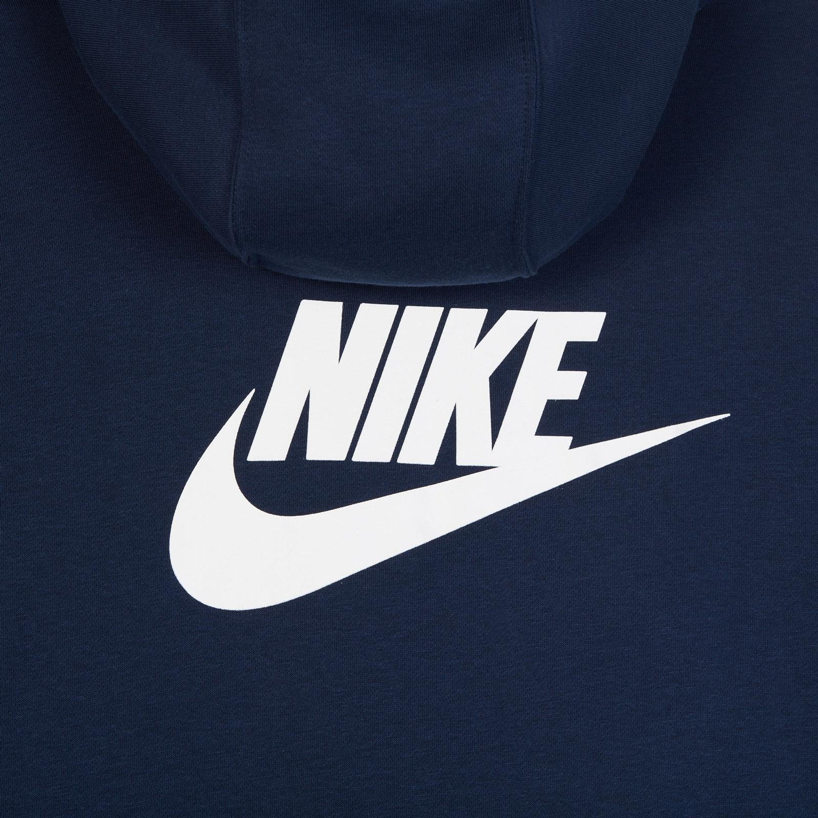 6bed08600 Nike Club PO Hoodie - Cq3655-419 - Sneakersnstuff | sneakers ...