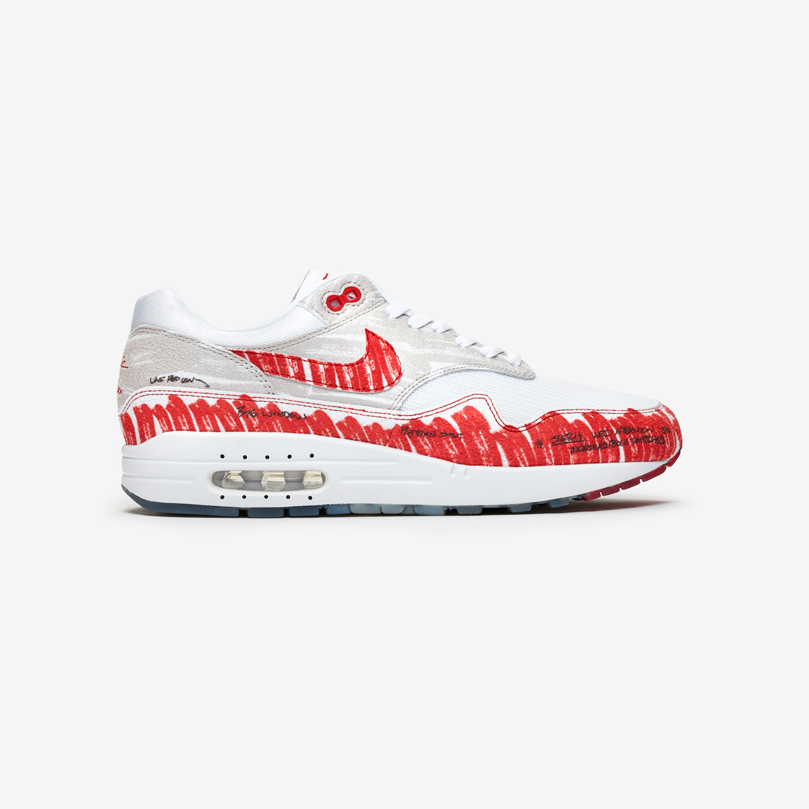 134058ed Nike Air Max 1 Sketch To Shelf - Cj4286-101 - Sneakersnstuff ...