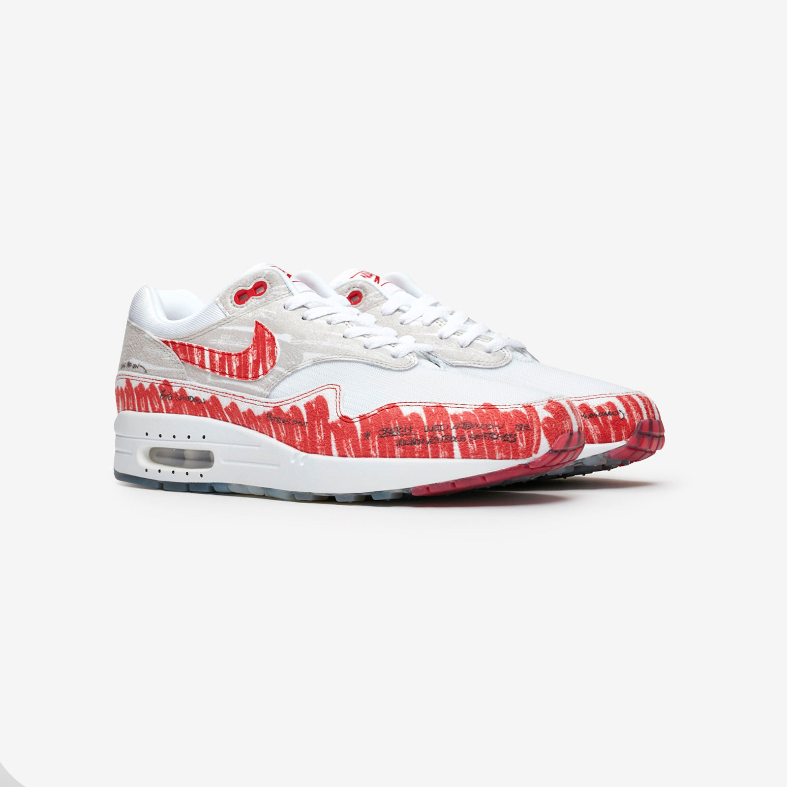 50a95a1f Nike Air Max 1 Sketch To Shelf - Cj4286-101 - Sneakersnstuff | sneakers &  streetwear online since 1999