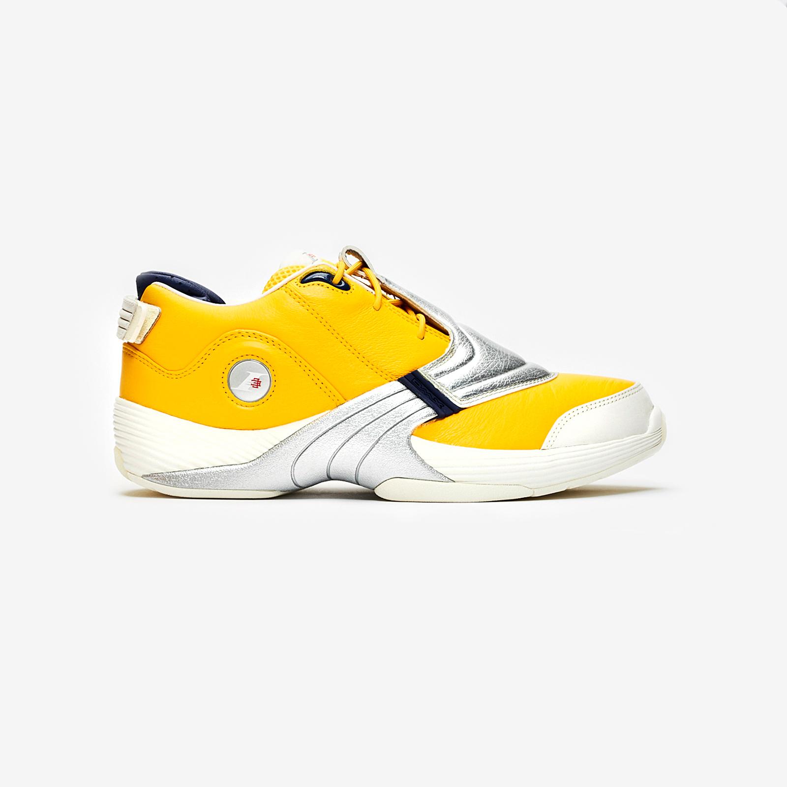 Reebok Answer V x Eric Emanuel Eh0408 Sneakersnstuff