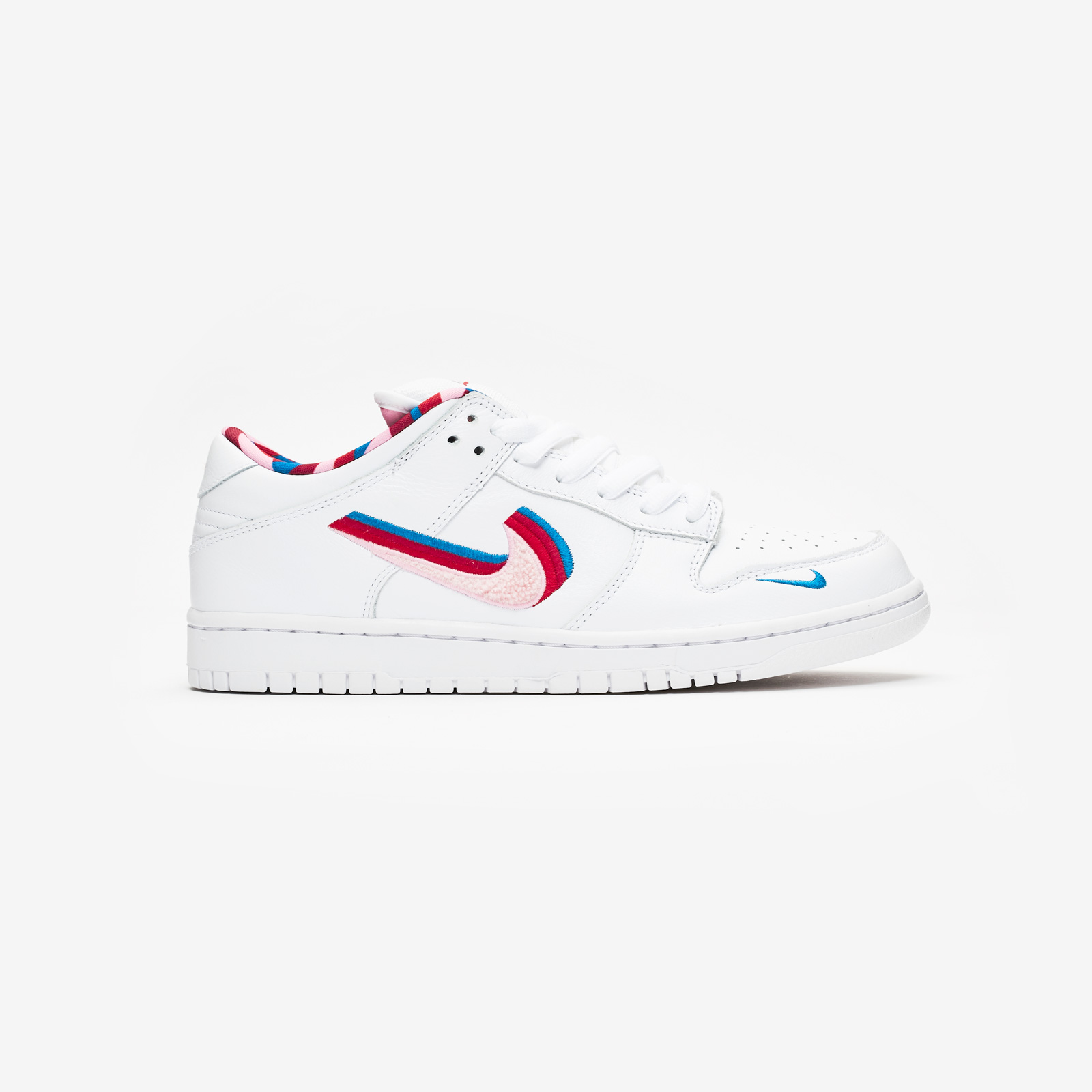 quality design f3fc5 b9e11 Nike Dunk Low x Parra - Cn4504-100 - Sneakersnstuff ...