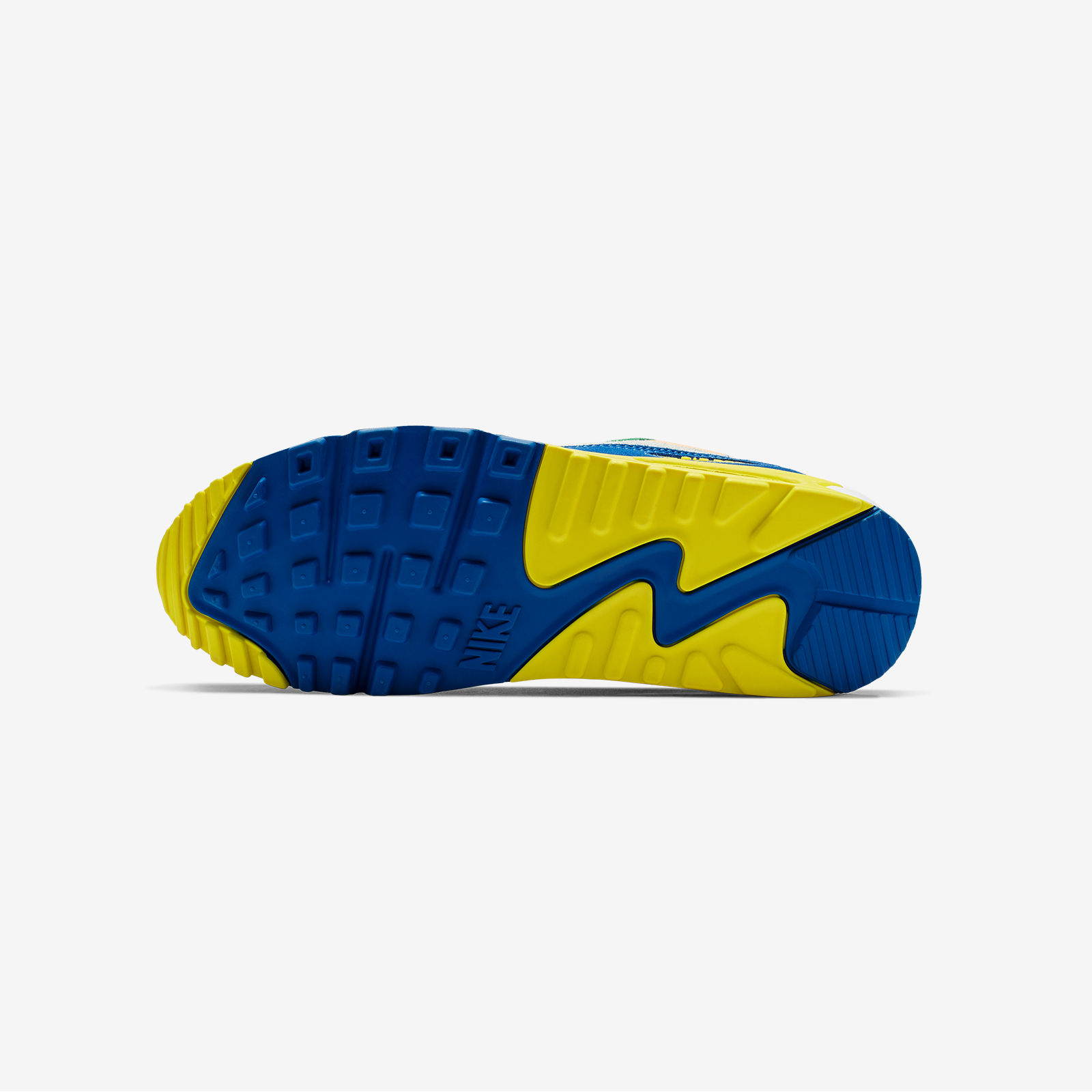 "Nike Air Max 90 ""Viotech 2.0"" Lucid GreenBarely Grey Game Royal"