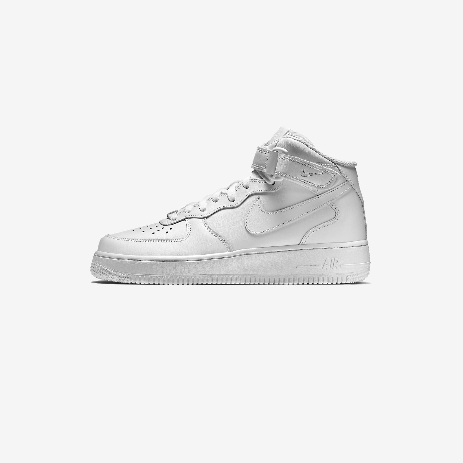 Nike Wmns Air Force 1 Mid 07 LE - 366731-100 - SNS | sneakers ...