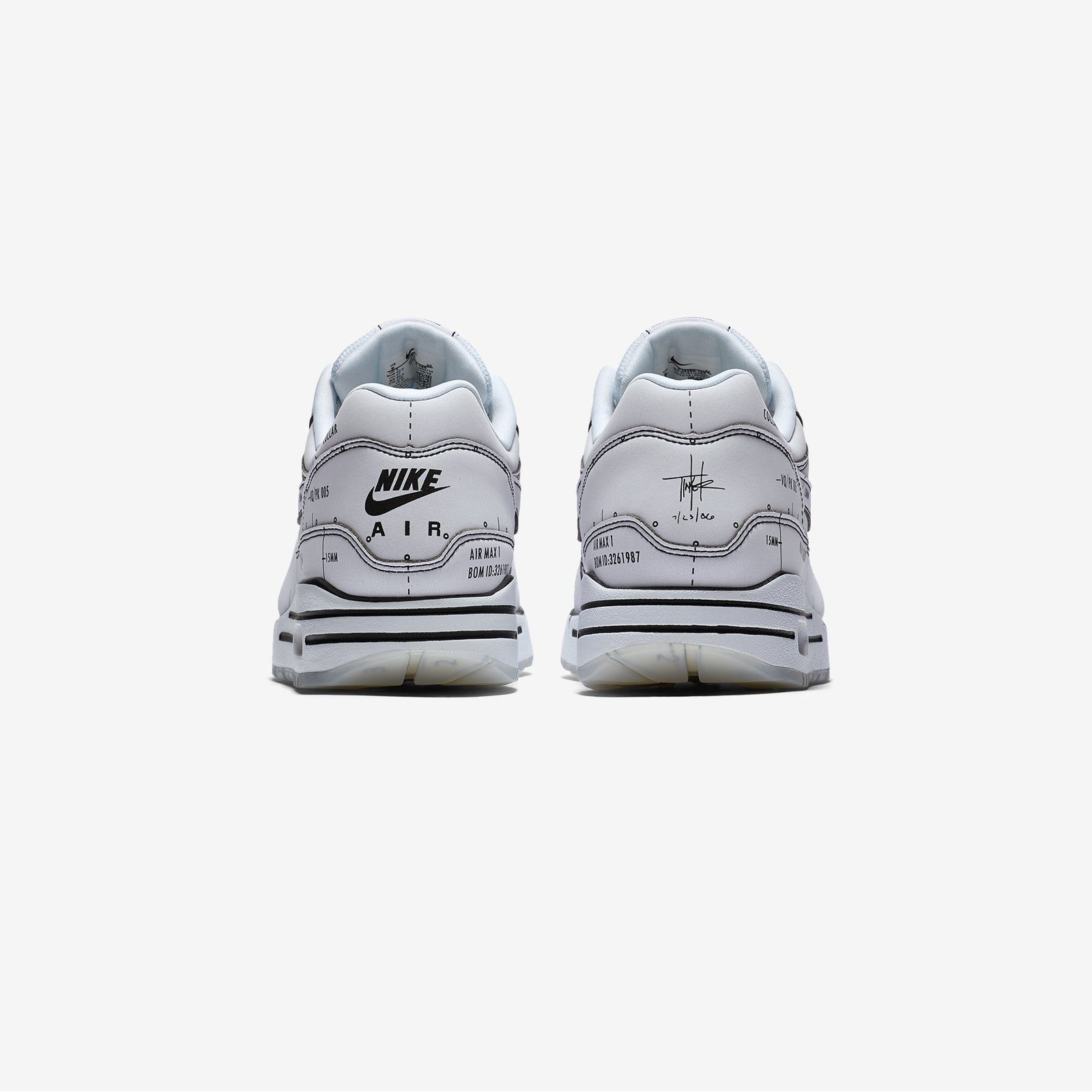 Nike Air Max 1 Sketch To Shelf Cj4286 100 Sneakersnstuff