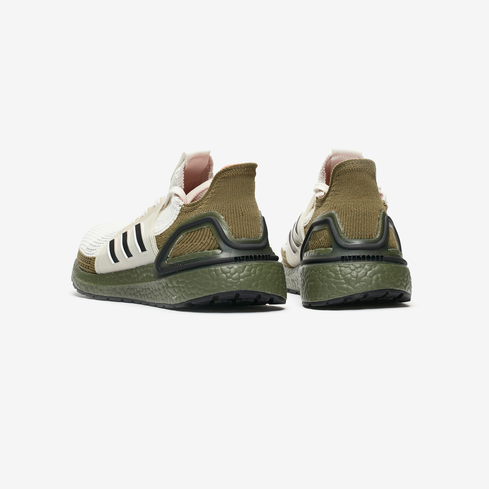 adidas Ultra Boost 19 Olive Beige G27510
