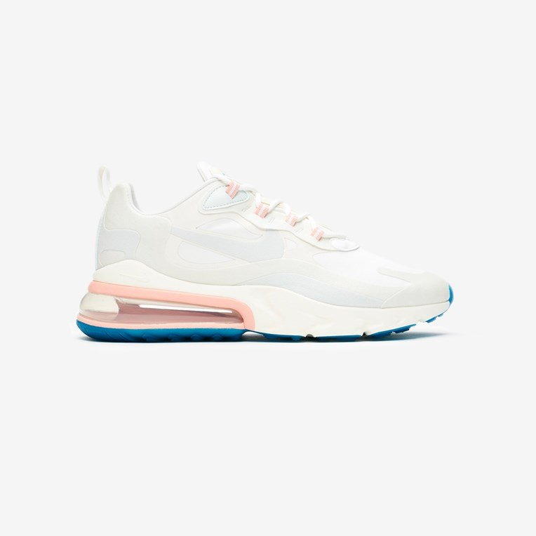 Mens Womens Winter Nike Air Max 270 Sneakers Gradient white university red AH8050 106 ah8050 106d