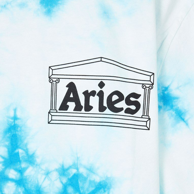 Aries Temple Tie Dye T-Shirt - 4