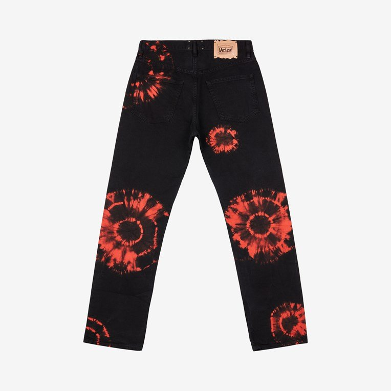 Aries Lilly Tie Dye Jeans - 2