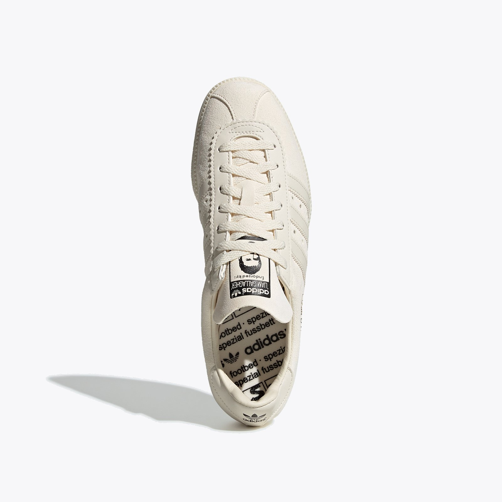 ritmo delicado solapa  adidas LG SPZL by Liam Gallagher - Ee8789 - Sneakersnstuff | sneakers &  streetwear online since 1999