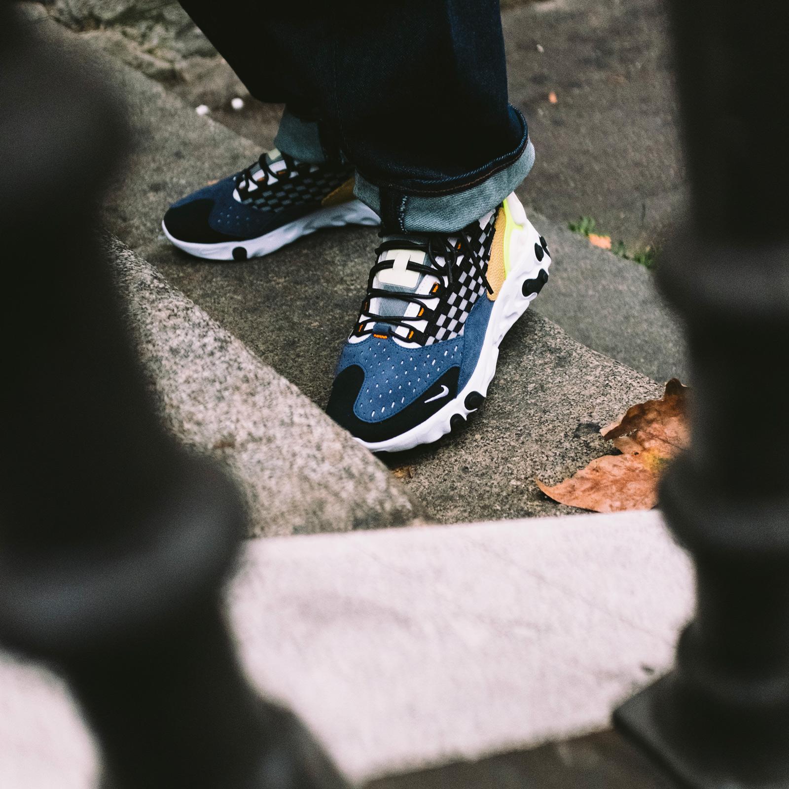 Nike React Sertu - At5301-002 - SNS   sneakers & streetwear en ...