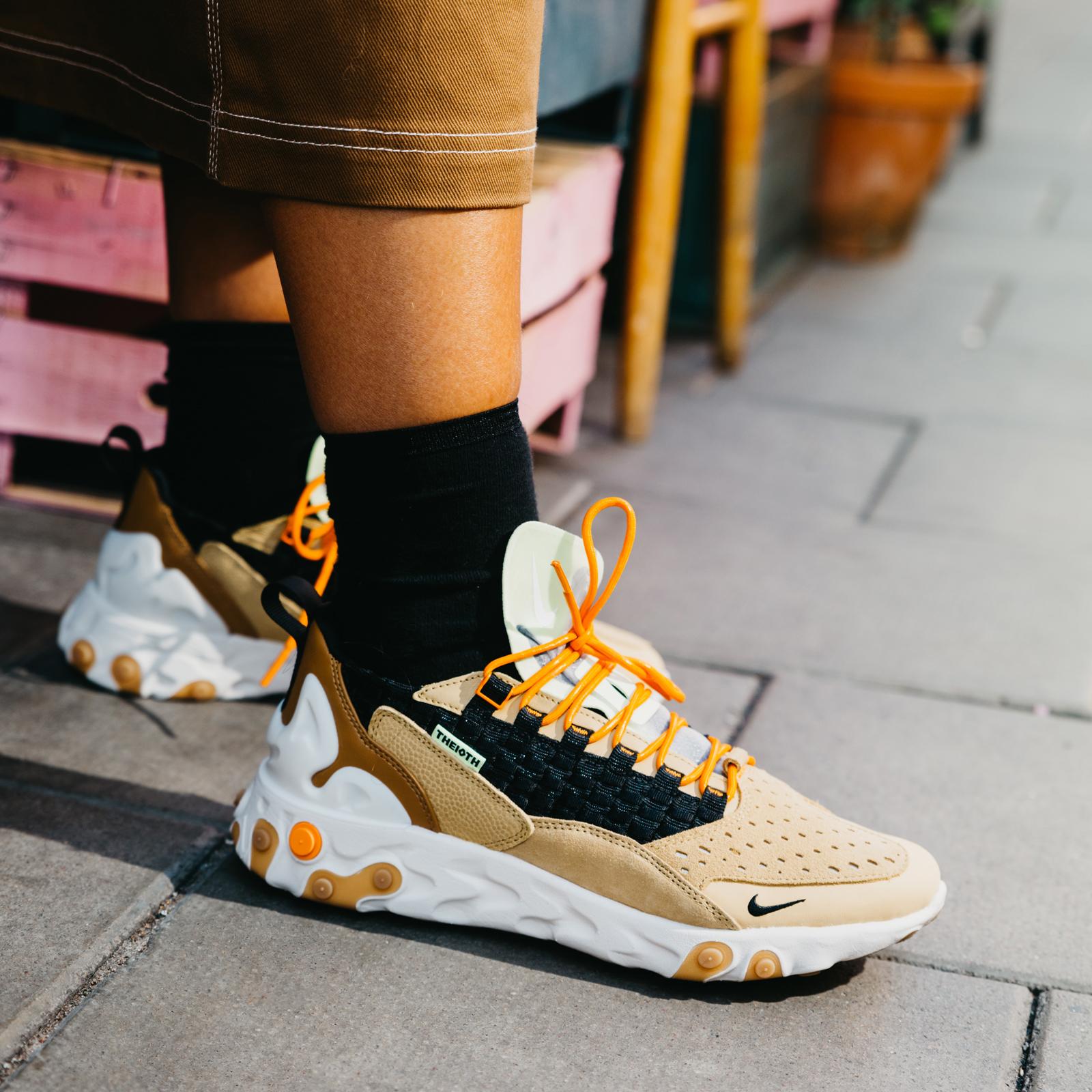 Nike React Sertu - At5301-700 - SNS   sneakers & streetwear en ...
