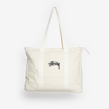 Stock Canvas Dog Tote