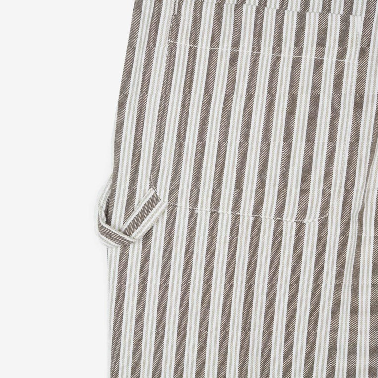 Stussy Piper Stripe Carpenter Pant - 5
