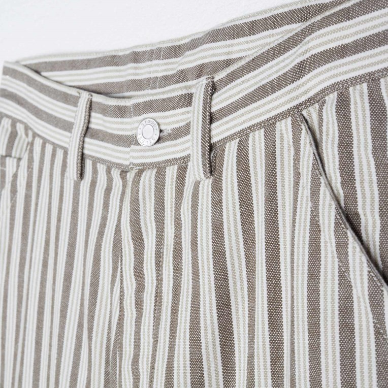 Stussy Piper Stripe Carpenter Pant - 3