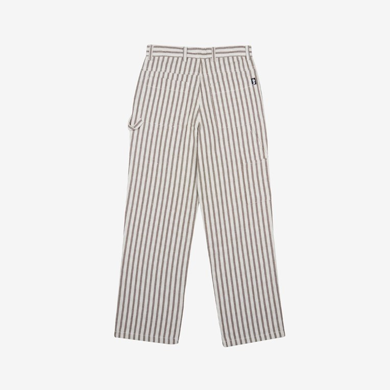 Stussy Piper Stripe Carpenter Pant - 2
