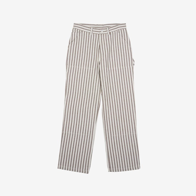 Stussy Piper Stripe Carpenter Pant