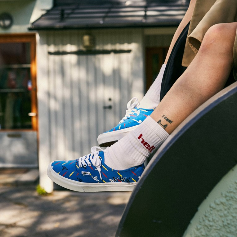 Vans Authentic  x Vivienne Westwood - 9