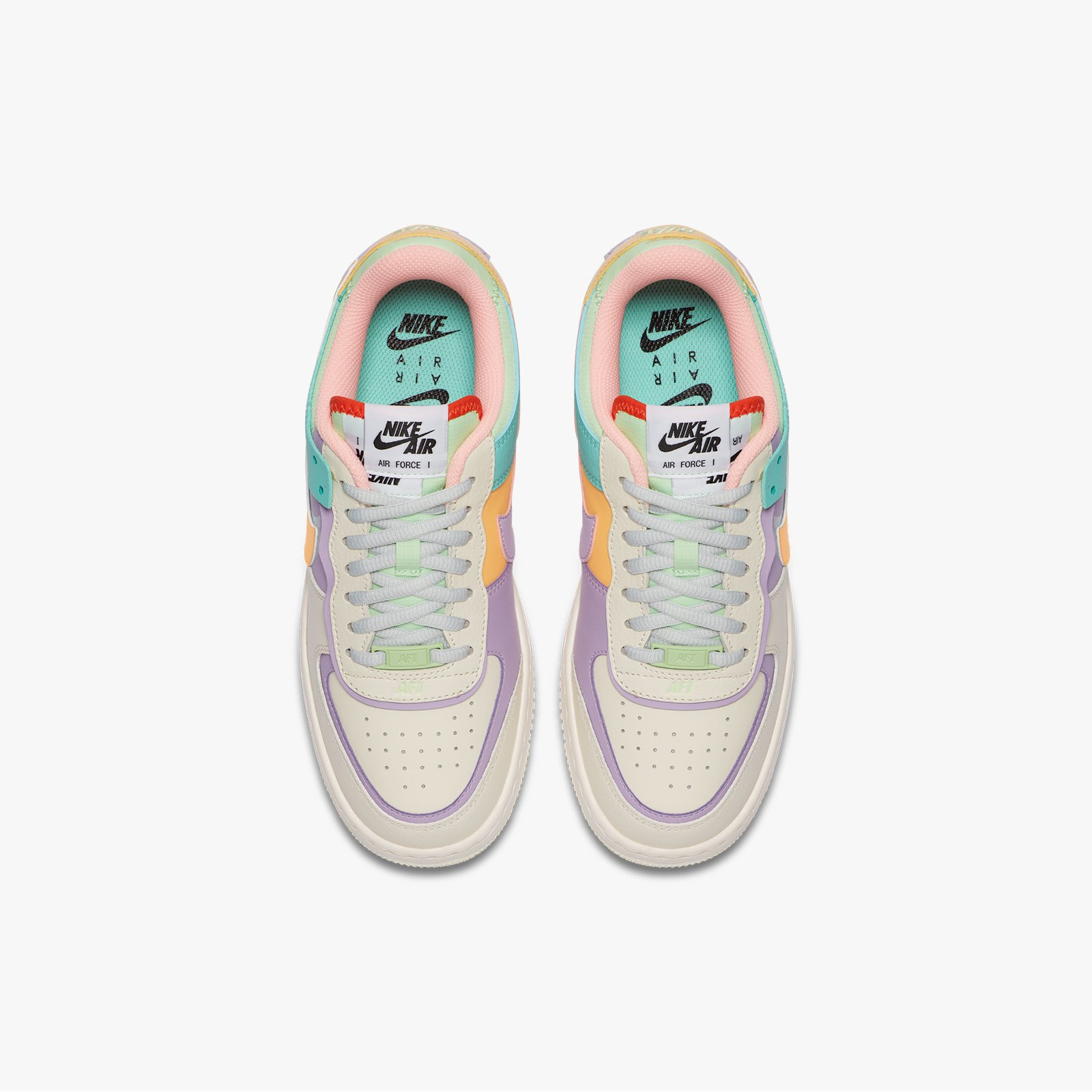nike air force 1 femme shadow pale ivory