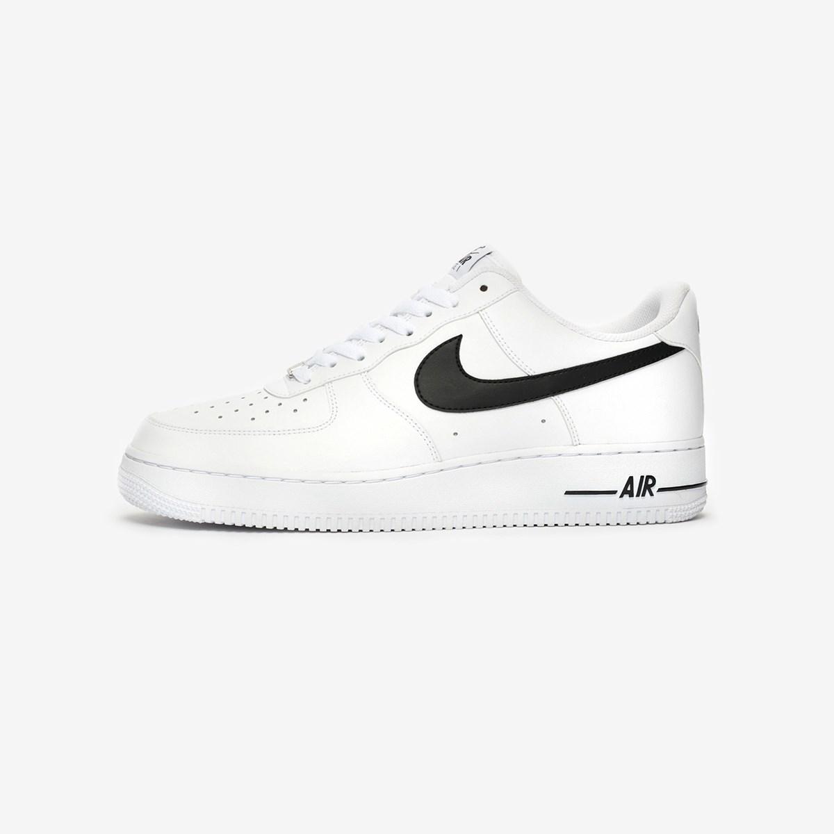 Nike Air Force 1 07 AN20 Cj0952 100 Sneakersnstuff I Sneakers & Streetwear online seit 1999