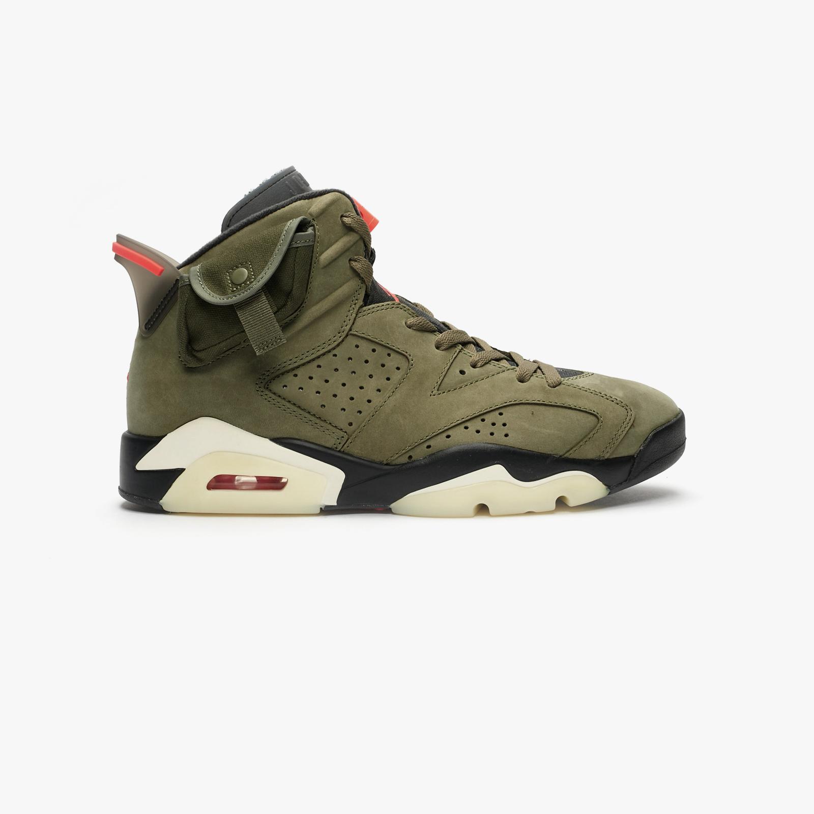 Jordan Brand Air Jordan Retro 6 SP - Cn1084-200 - SNS | sneakers ...