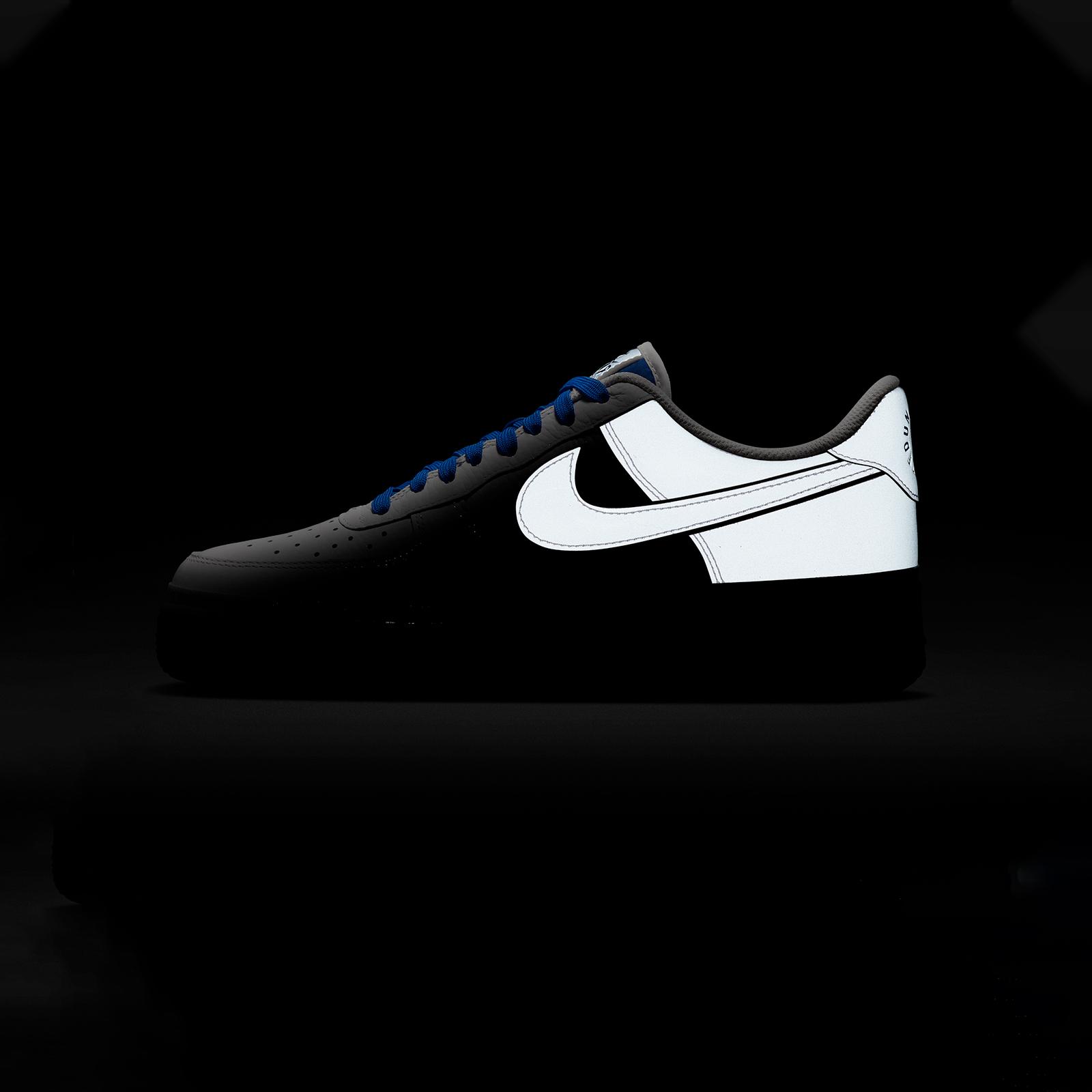 """Nike Air Force 1 07 x Uninterrupted """"MTAA"""" Cq0494 100"""