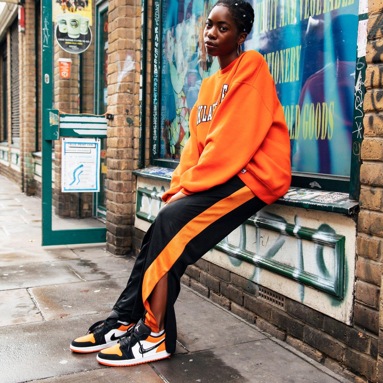 Jordan Brand Air Jordan 1 Low (GS) - 553560-128 - SNS | sneakers ...