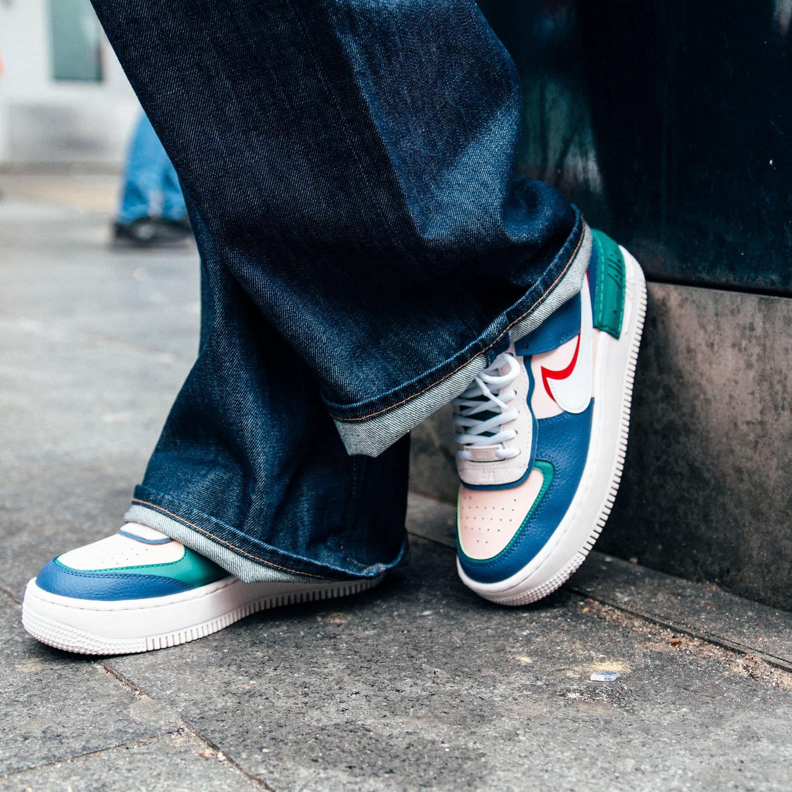 Nike Wmns Af1 Shadow Ci0919 400 Sneakersnstuff Sneakers