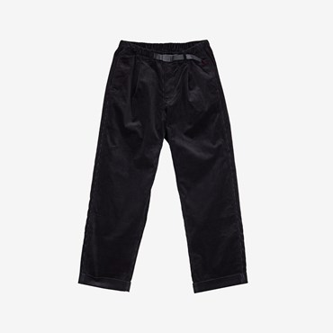 Corduroy Tuck Tapered Pants