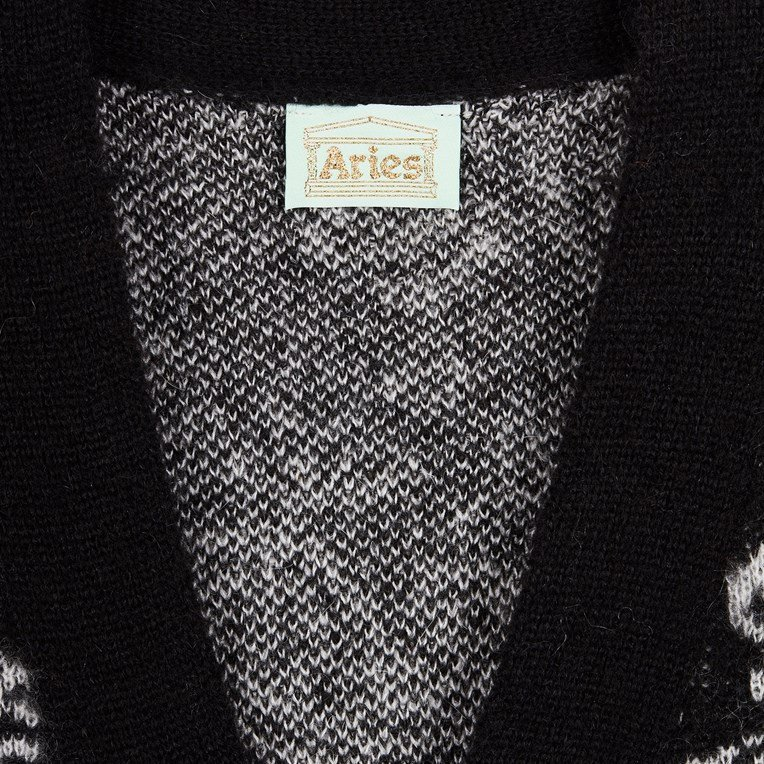 Aries Paisley Cardigan - 4